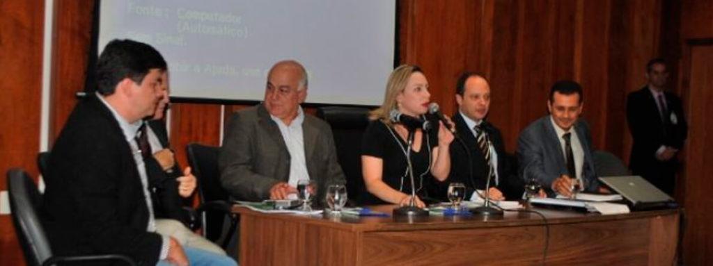 A Delegada Adriana Accorsi atua com alternativas para a Segurança Pública