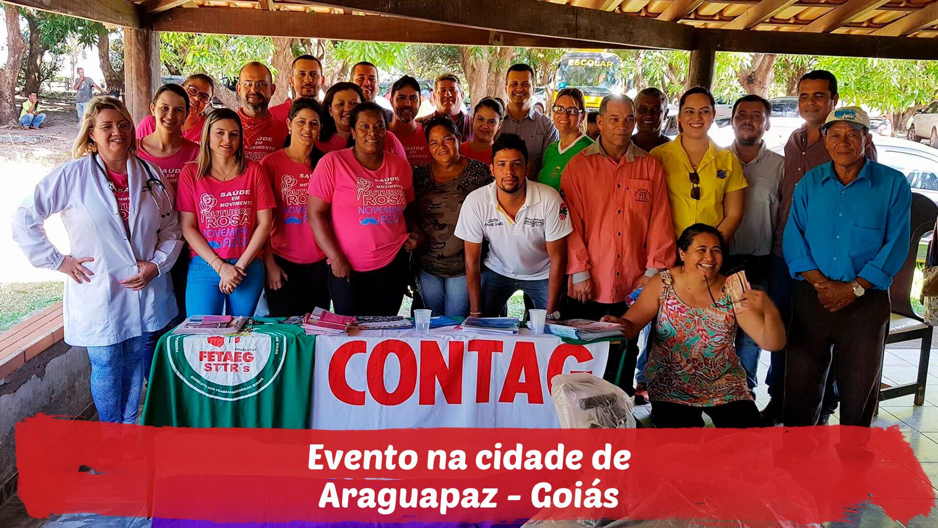Sindicato de Araguapaz