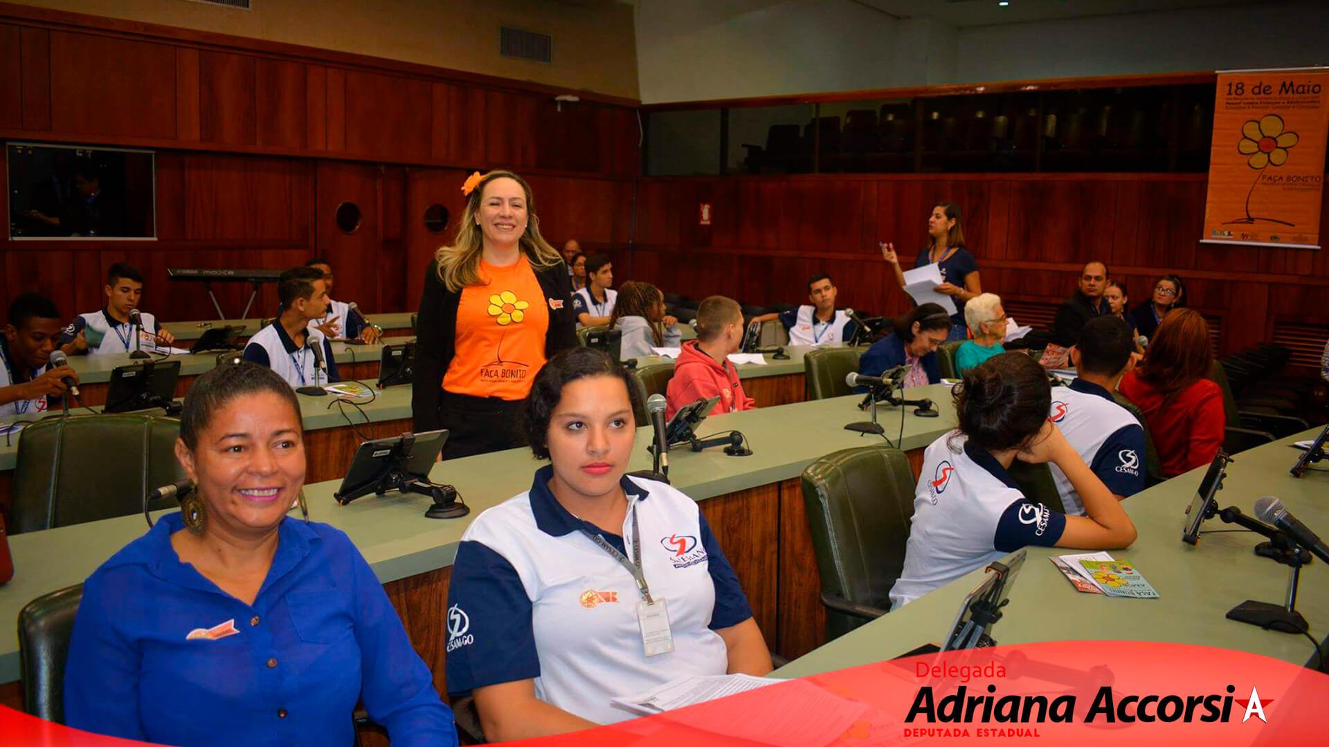 Sessão especial em homenagem ao Dia Nacional de Combate ao Abuso e à Exploração Sexual de Crianças e Adolescentes