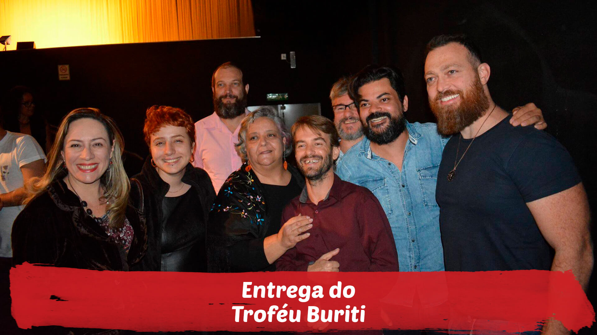 Entrega do Troféu Buriti aos destaques do ano na Cultura da capital