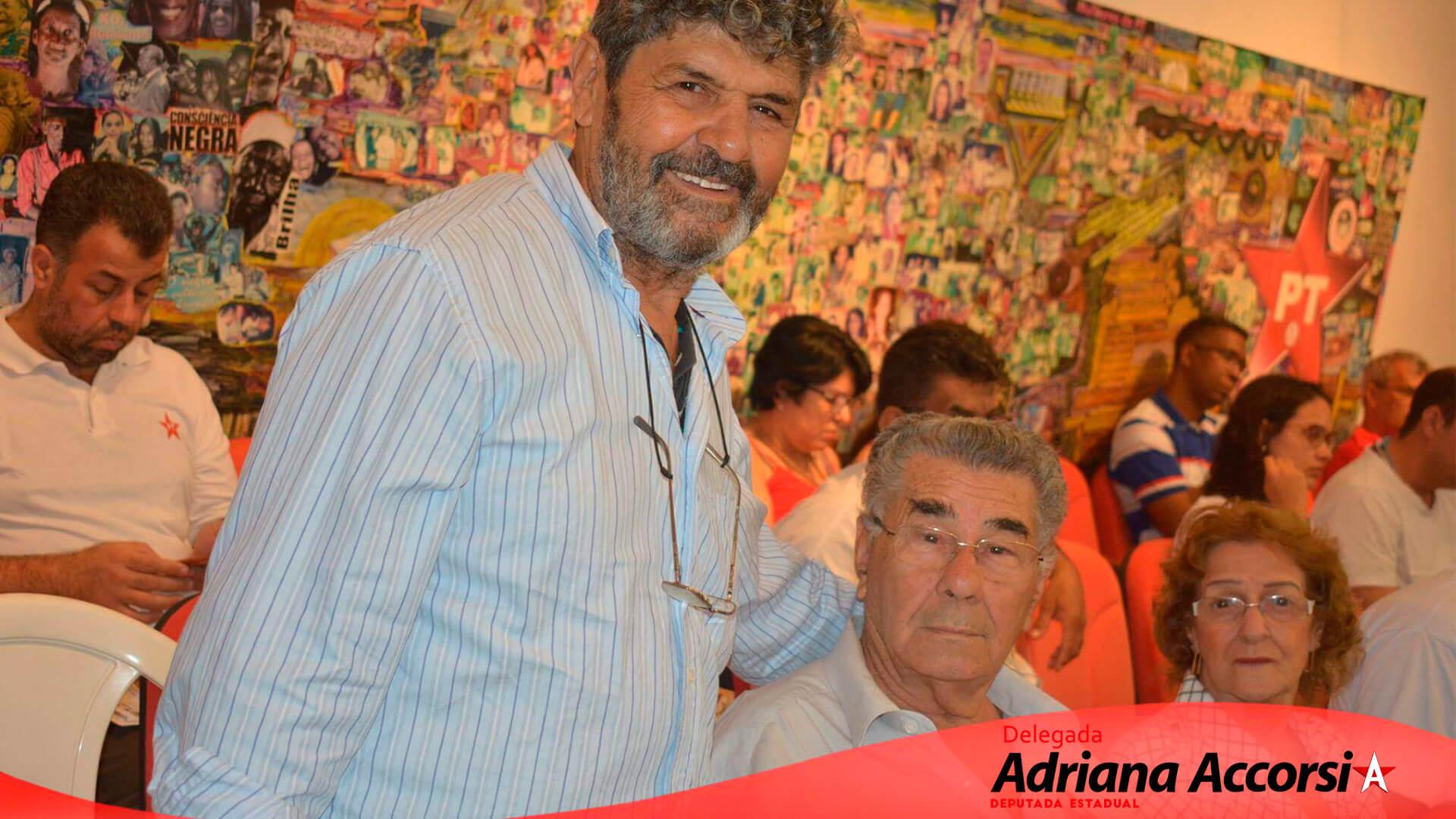 Ato de Lançamento da Pré Candidatura de Lula a Presidente