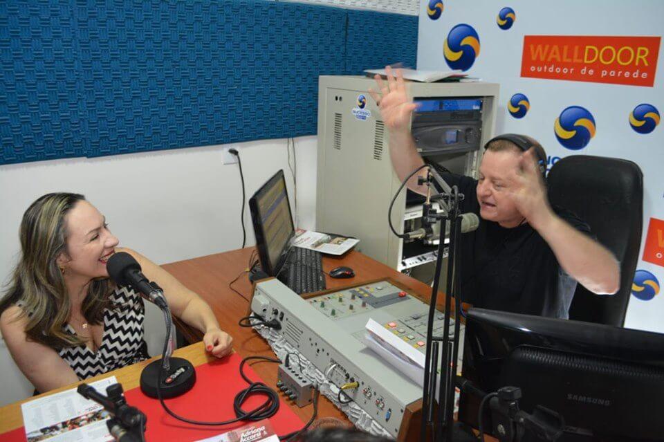 Na cidade de São Luís de Montes Belos, a deputada se reuniu com o companheiro Éber Dias, ex-vereador e atual Presidente do Partido dos Trabalhadores