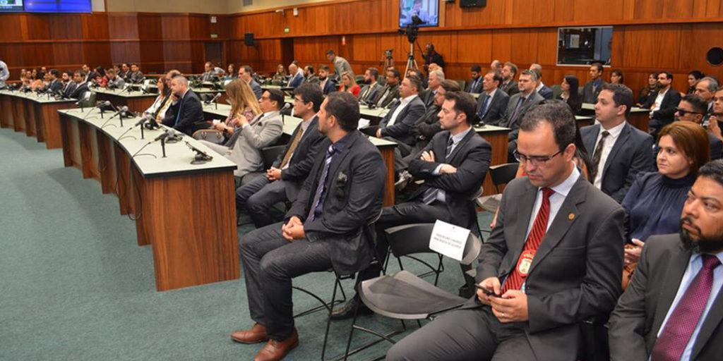 Sessão Especial em homenagem ao Dia Nacional do Delegado de Polícia Civil