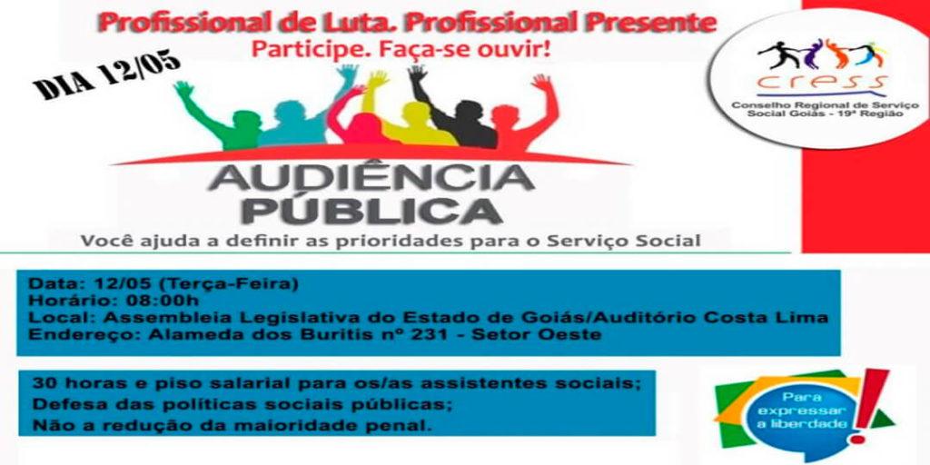Serviço social em Goiás