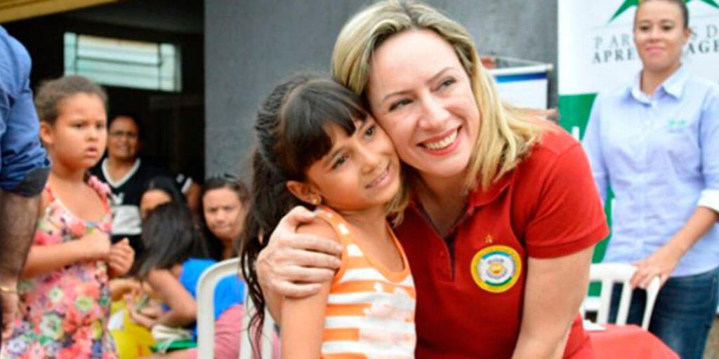 Mandato participativo da Delegada Adriana Accorsi