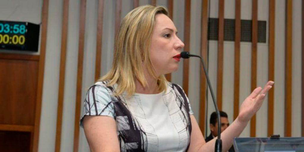 Delegada Adriana Accorsi
