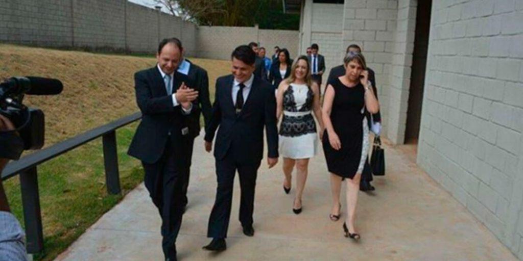 Adriana Accorsi participa da inauguração da Escola Superior da Polícia Civil