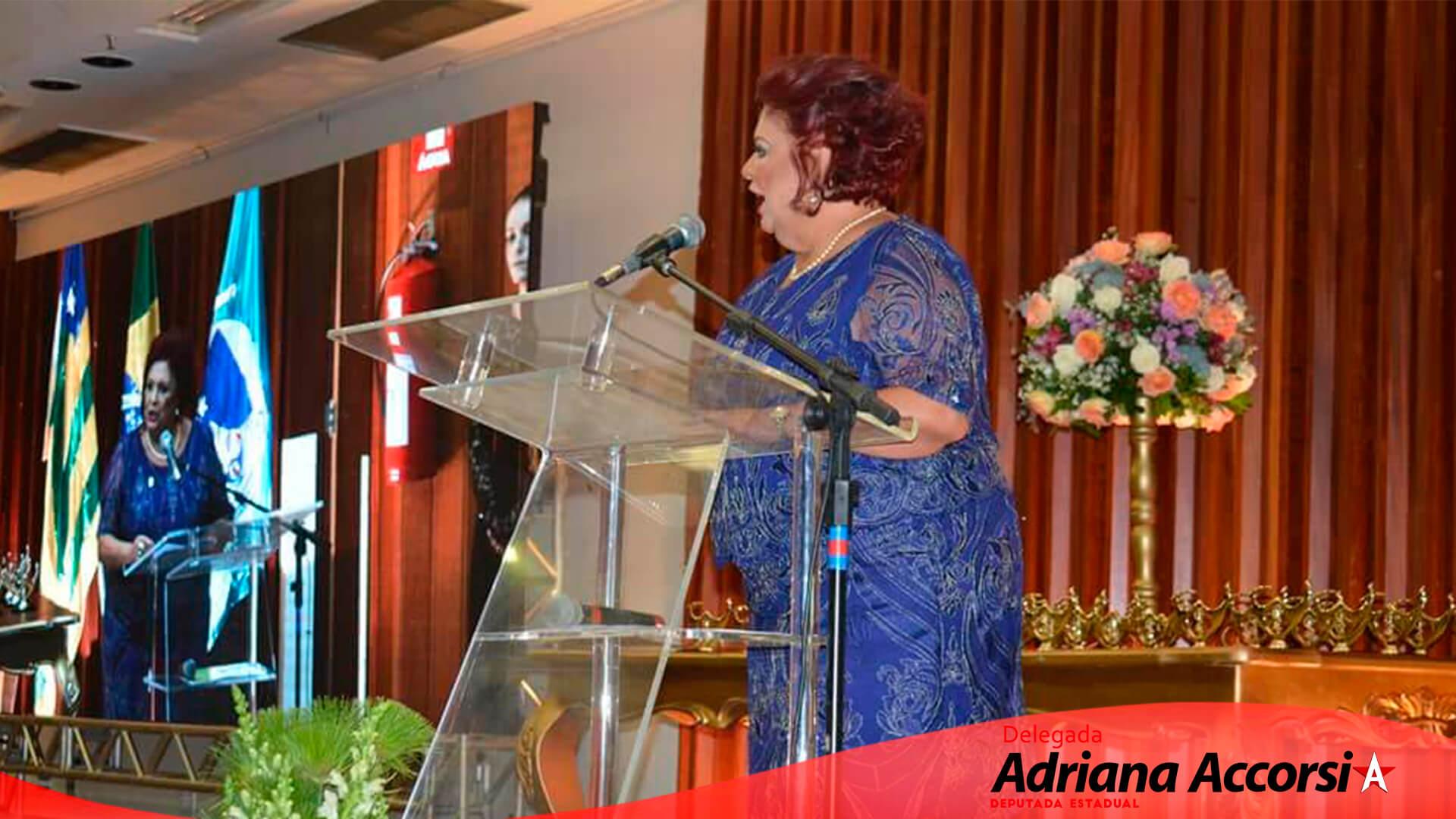 Homenagem as Enfermeiras, Enfermeiros, técnicos e auxiliares de enfermagem de Goiás