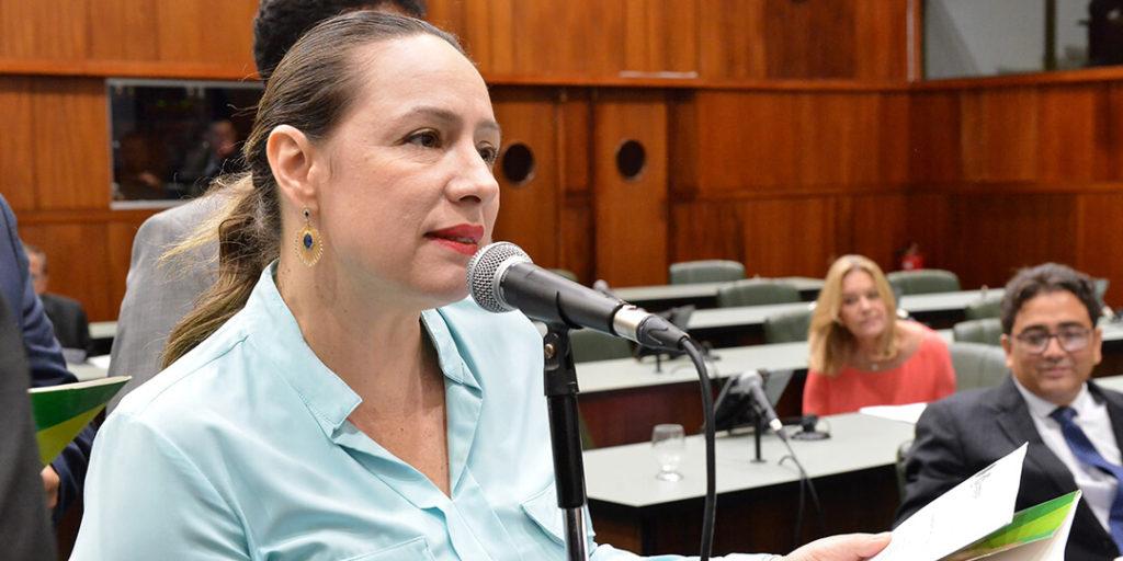 Delegada Adriana Accorsi proposta que fomenta o paraciclismo