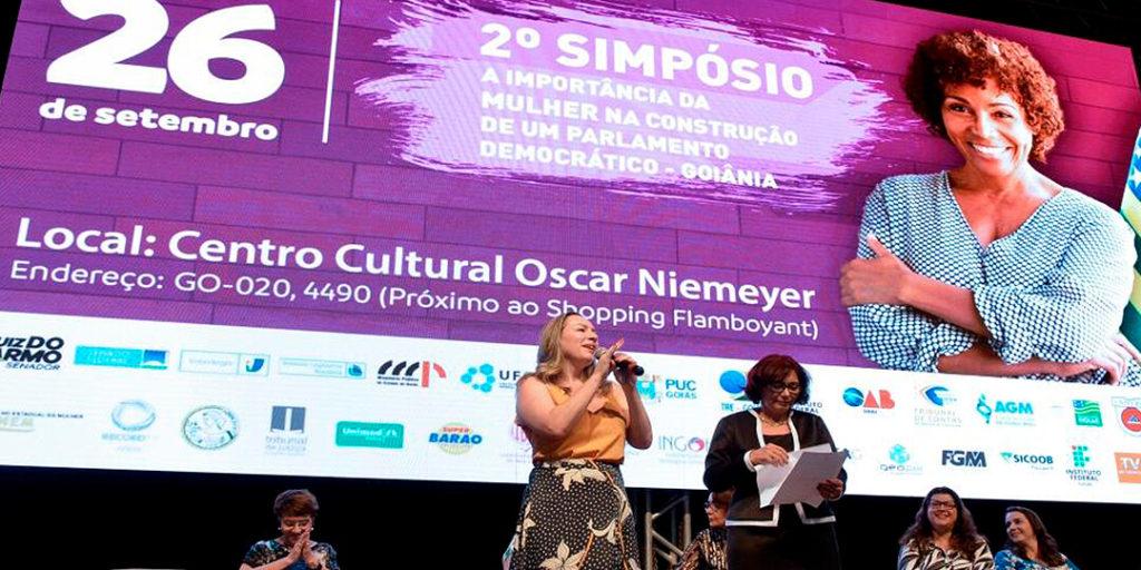 O evento teve o objetivo de discutir uma maior participação das mulheres no Legislativo, o empoderamento feminino e a igualdade de gênero na política.